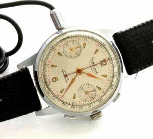 Hanhart -Minifon : un chrono-microphone pour les espions pendant la Guerre froide