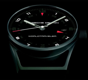 Porsche Design P'6752 WorldTraveler : le GMT selon Porsche Design