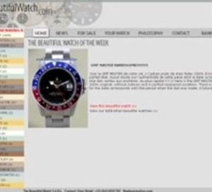 The Beautiful Watch : un site Internet de montres vintage et d'occasion