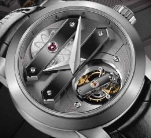 Girard-Perregaux Tourbillon Bi-Axial tantale et saphir : design ultra-contemporain et haute horlogerie