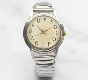 La montre de Picasso en vente chez Bonhams