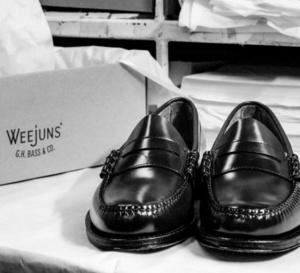 "Bass : le Weejuns, aux origines du mocassin ""Penny loafer"""