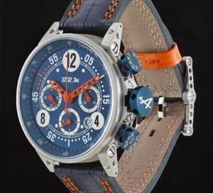 BRM partenaire horloger d'Alpine : série très limitée de 24 exemplaires