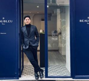 Beaubleu : ouverture d'une boutique à Paris dans le Marais