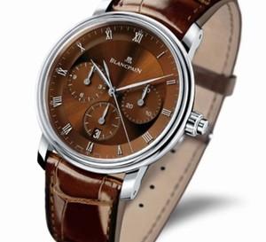 Blancpain réinvente un classique horloger: le Chronographe Monopoussoir