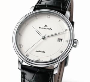 La montre extra-plate Villeret de Blancpain remporte le prestigieux Grand Prix de l'Horlogerie de Genève