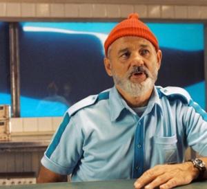 La vie aquatique : Bill Murray porte une montre Vostok Amphibia