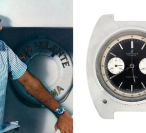 La Breitling Top Time de James Bond vendue plus de 120.000 euros par Christie's