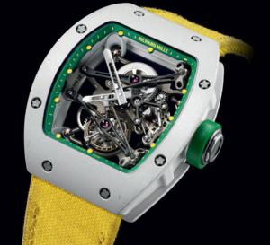 Richard Mille Prototype Tourbillon Yohan Blake Only Watch 2013