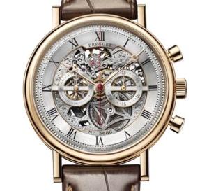 Breguet Classique Chronographe Squelette 5284 : Only Watch 2013