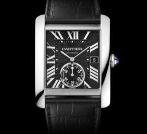 Cartier Tank MC : Masculin Carrément