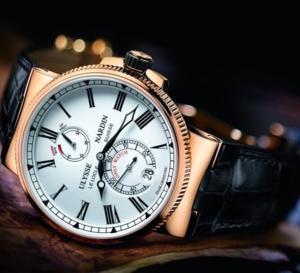 Ulysse Nardin Marine Chronometer Manufacture Only Watch