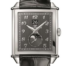 Girard-Perregaux Vintage 1945 XXL Grande Date et Phases de Lune et XXL Chronographe
