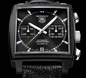 TAG Heuer Chronographe Monaco Calibre 12 ACM / 39 mm Automobile Club de Monaco