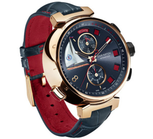 Louis Vuitton Tambour Spin Régate Only Watch 2013