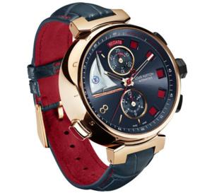 Louis Vuitton Tambour Spin Régate Only Watch 2013