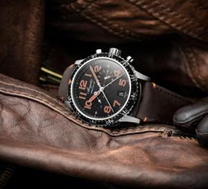 Breguet Type XXI 3815 titane : tout en légèreté pour ce chrono bicompax