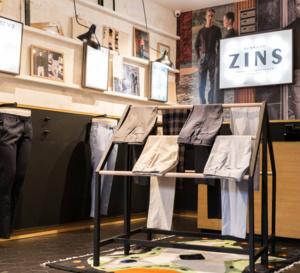 Petite sélection de pantalons d'été avec la maison Bernard Zins