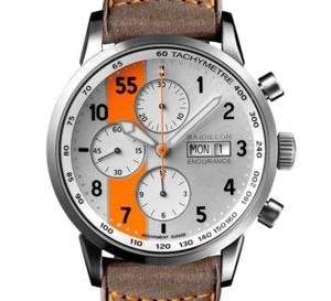 Raidillon Racing 42-CAT-118 : beau chrono à l'orange flamboyant