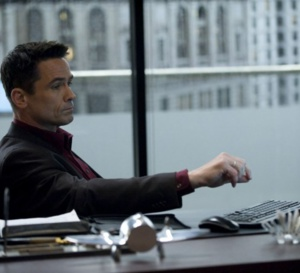 The killing : Billy Campbell porte une Rolex Submariner