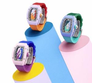 RM 07-01 Céramiques de couleurs : du génie créatif de Richard Mille