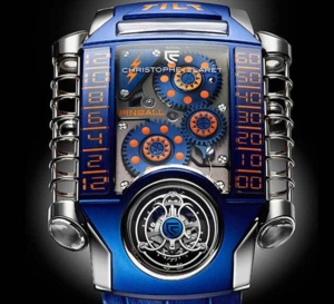 Christophe Claret X-TREM-1 Pinball Only Watch 2013 : TILT !