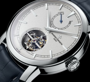 Vacheron Constantin Patrimony Traditionnelle tourbillon 14 jours : sublime !