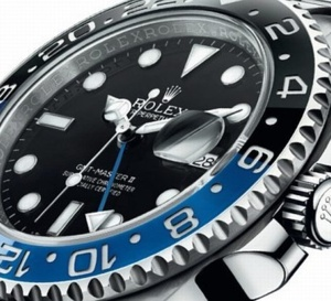 Rolex GMT Master 2 bleu et noir : ce sera la Batman