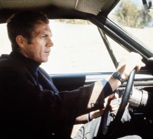 Bullitt : Steve McQueen porte une montre Benrus