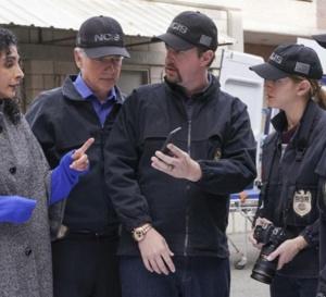 NCIS Enquêtes spéciales : Sean Murray porte une Rolex Daytona en or rose