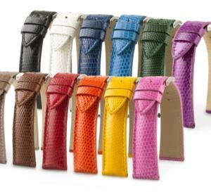 ABP Concept : toute une gamme de bracelets en lézard en prêt-à-porter