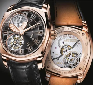 Roger Dubuis Monégasque Only Watch 2013 : choix naturel…