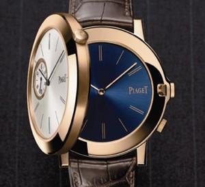 Piaget, toutes les nouveautées 2007 : une année placée sous le signe de l'extra plat