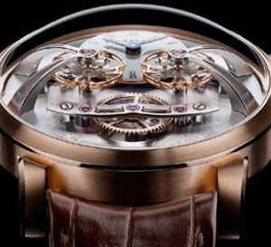 MB&F Legacy Machine 2 : fascinante…