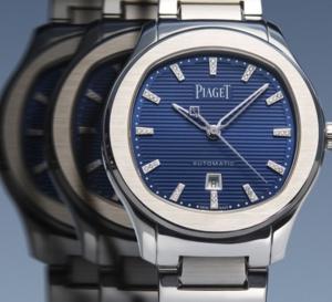 Piaget : lancement de sa Polo dans une version de 36 mm
