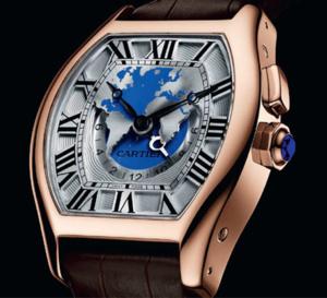 Cartier Tortue multi-fuseaux : une « Heures du Monde » qui prend en compte l'heure d'été, l'heure d'hiver…