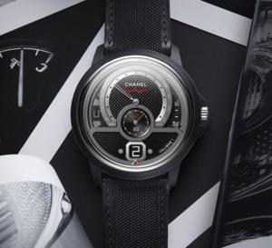 Monsieur de Chanel : une édition Superleggera très racing et très masculine