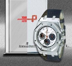Le Chronographe Royal Oak Tour Auto 2007 Audemars Piguet : symbole du mariage entre le monde de l'automobile de course et celui de la haute horlogerie