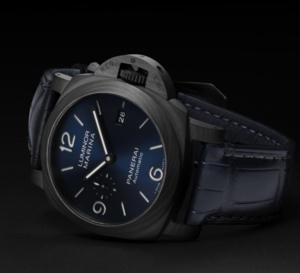 Panerai Luminor Carbotech Blu Notte : une 1664 au poignet