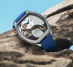 Claude Meylan Tortue Lady : montre féminine ET horlogère