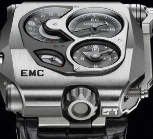Urwerk EMC : mécanique intelligente