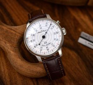 MeisterSinger Bell Hora : 100 exemplaires pour les 20 ans de la marque