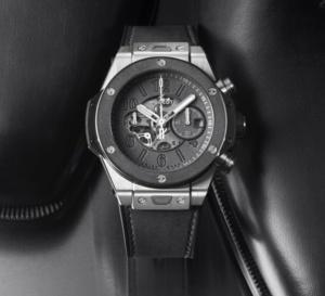 Hublot Big Bang Unico Berluti Aluminio : j'veux du cuir, encore et encore...