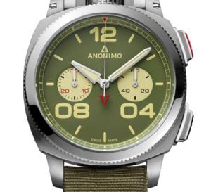 Anonimo chrono Militare Vintage : military spirit