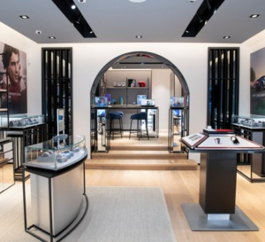 TAG Heuer : ouverture d'une boutique exclusive à Strasbourg avec Edouard Genton