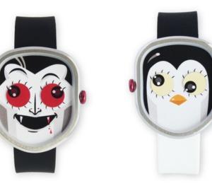 Googly Eyes : les montres aux yeux qui donnent l'heure (Kickstarter)