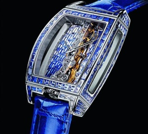 Corum Golden Bridge et Miss Golden Bridge : Haute Horlogerie et Haute Joaillerie