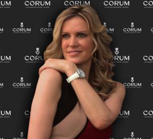 Rebecca de Alba : nouvelle ambassadrice Corum