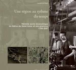Une région au rythme du temps : un beau livre sur Longines et sa région