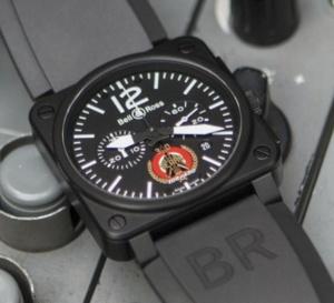 Bell & Ross BR03-94 Tornado : 50 exemplaires monde